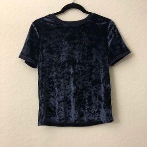 A New Day Velvet T-Shirt